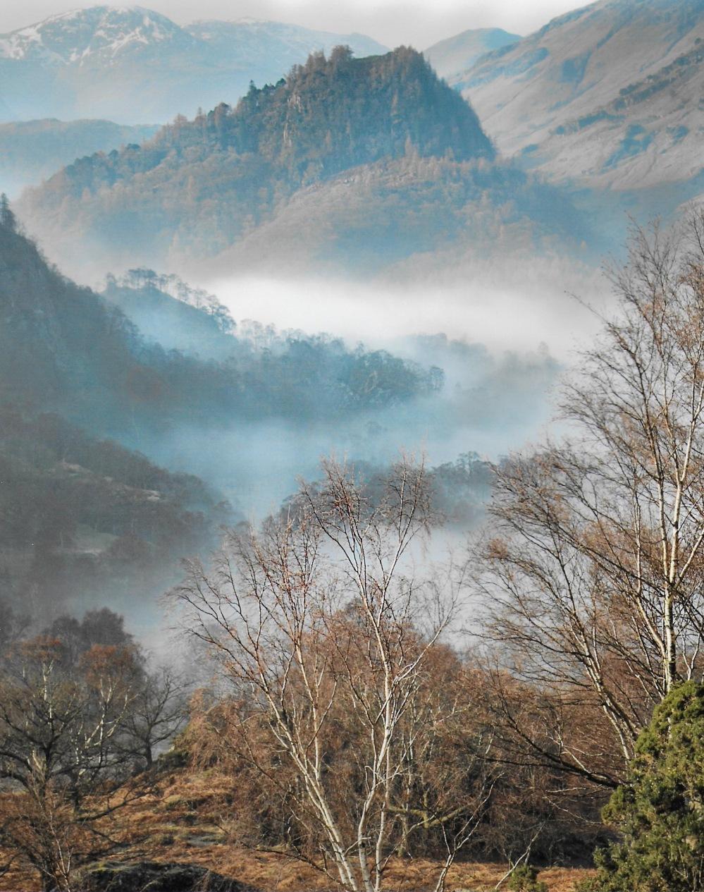 Castle Crag, David Woodthorpe