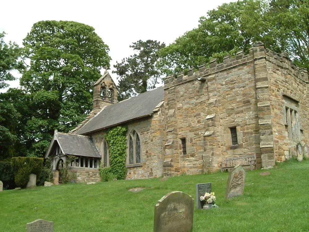 Dalby Church