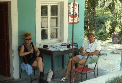 Agrafi, Corfu