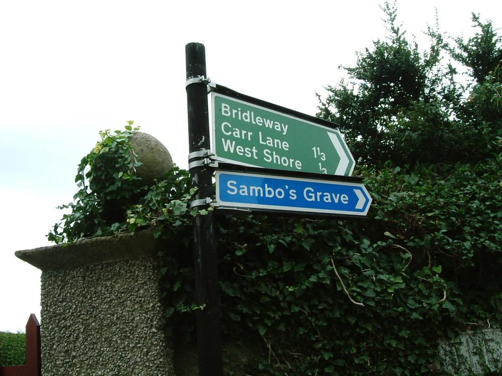 Sambo's Grave