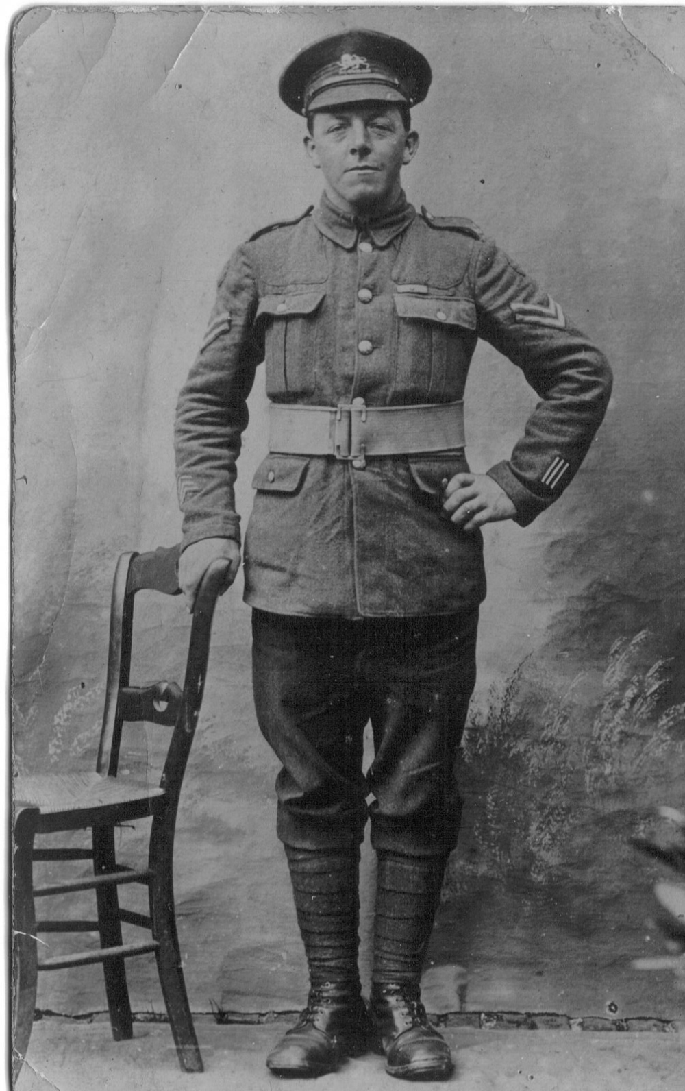 James Hewitson VC